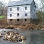 Buckland Mill Broad Run - Photo Courtesy Buckland Preservation Society