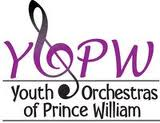 yopw Youth Orchestras of Prince William Logo