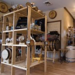 peek into the Distillery Store in Old Town Manassas. Photo by Sean Floars