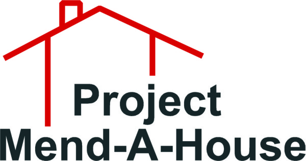 Project Mend a House logo