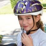 Having your child wear a helmet, isn't just smart, it's the law.