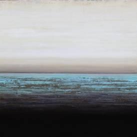 Endless Horizon, Allen Levy, Acrylic with Gloss Varnish, 48x48