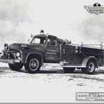 owl early fire truck