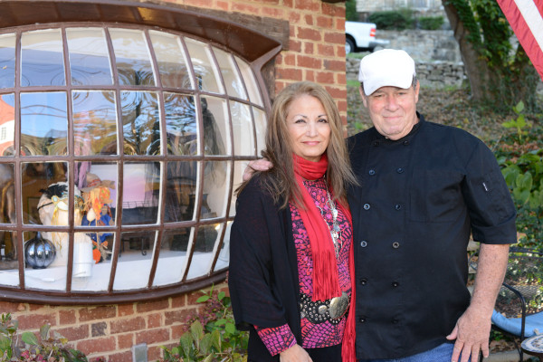 Customer Demand and a love of what they do drew Gloria and Tyler Rouse out of retirement.  They reopened Georgetown Caterers in December 2012 after a two-year hiatus.