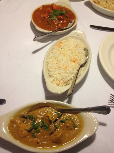 Taste of Tandoor offers and extensive selection of fine Indian cuisine, including an assortment of meat specialties, a range of tandoori choices and a variety of vegetarian dishes. Photo courtesy Olivia Overman