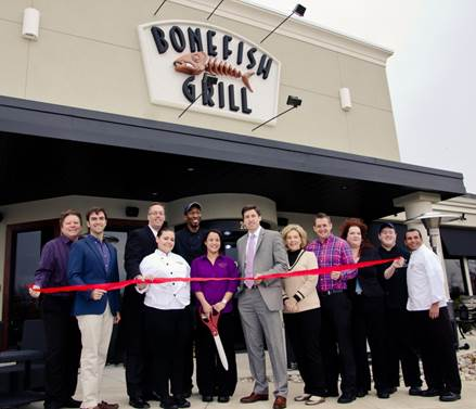 Photo provided by Bonefish Grill