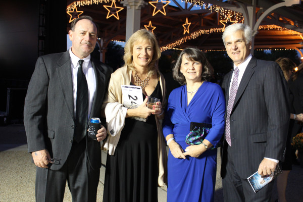 """CASA CIS relies on donations and events such as its """"evening Under the Stars"""" gala to fund the group's efforts to protect children who have entered the family court system.  Photo courtesy of Jenny Michalek, Simply Creative."""