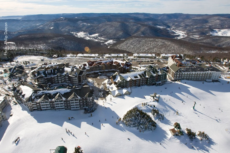 Photo provided by Snowshoe Mountain