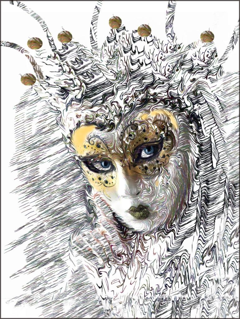 Masquerade by Linda Carlson