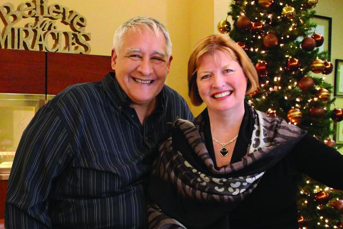 John and Jennry Caro