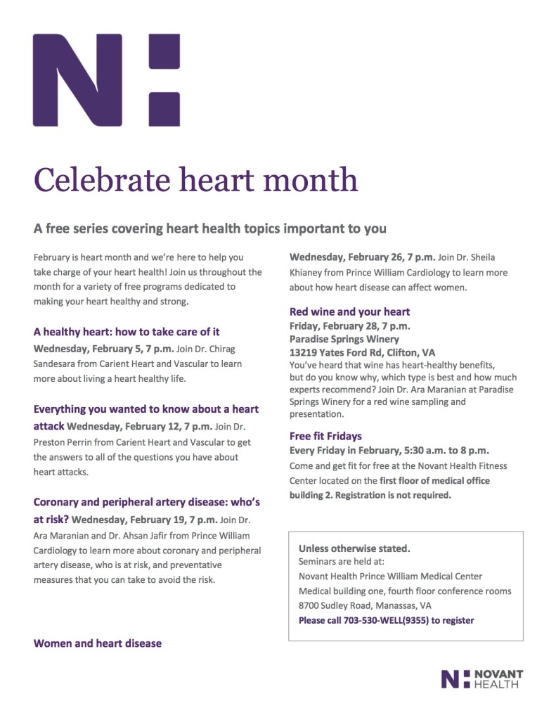Heart month2014