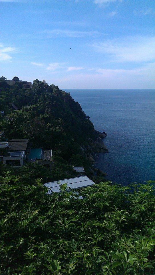Kamala Cliffs, Phuket, Thailand