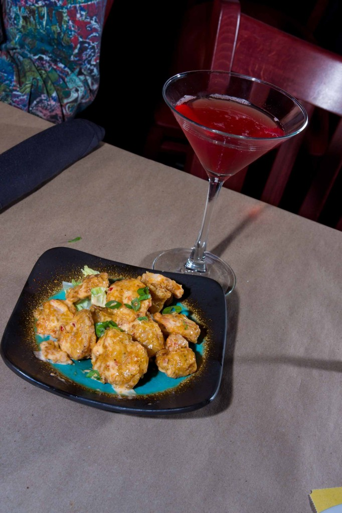 Bonefish Grill is known for its signature seafood dishes, such as Bang Bang Shrimp.