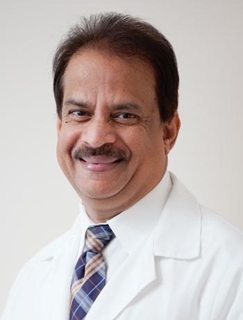 Dr. Srinagesh Paluvoi, pediatric allergist in Lansdowne, Gainesville and Fall Church, Va.