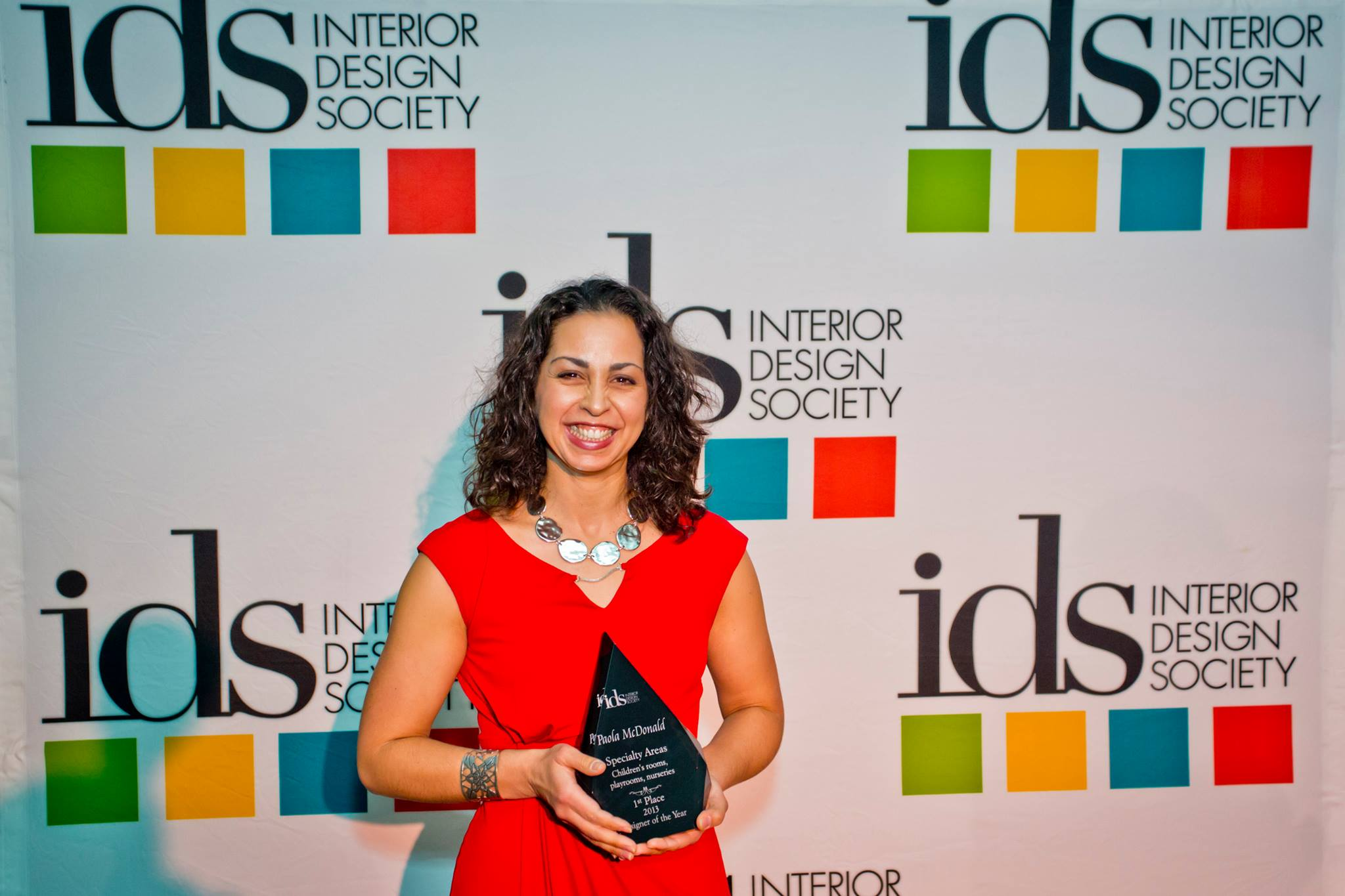 Olamar Interiors Designer And Owner Paola Mcdonald Wins Two 2013