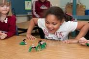 The Children's Science Center, a 2014 Innovation Fund Grantee, will have a booth at the Maker Faire on Sunday.