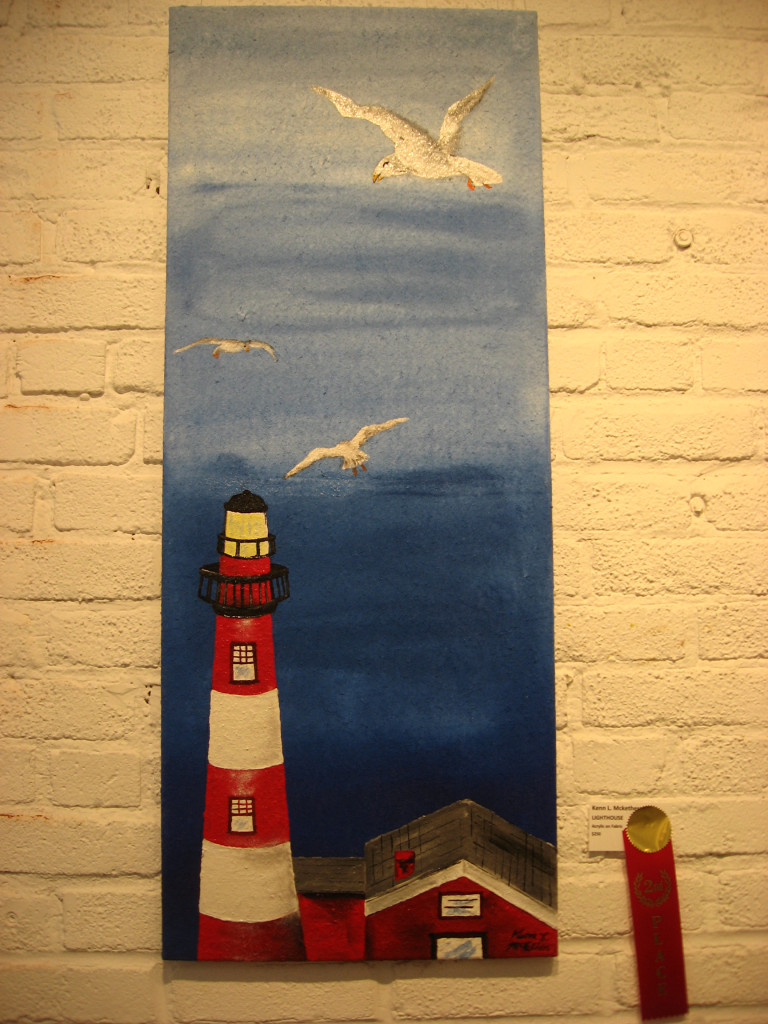 Light House-Kenn L. Mckether