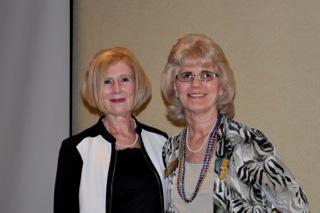 Ellen Chang Region Ruby Award Winner