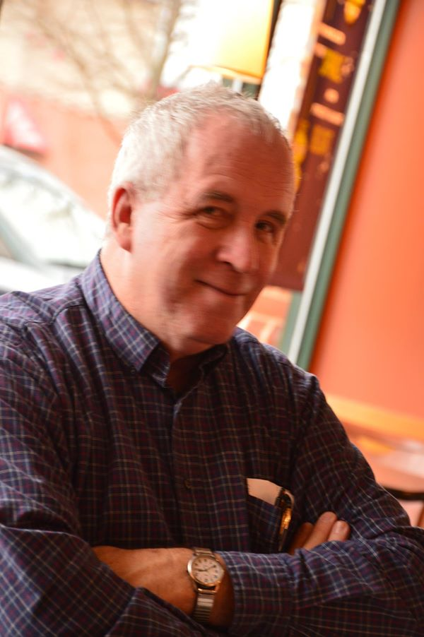 Prince William author Dan Verner