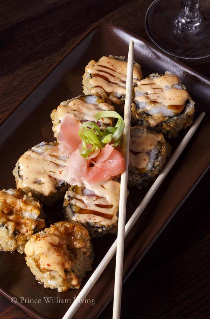 Prince William Living Sushi Dish