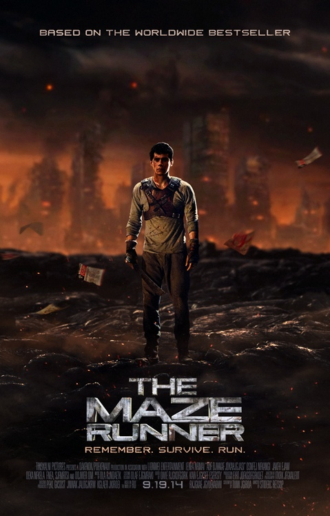 The Maze Runner Prince William Living