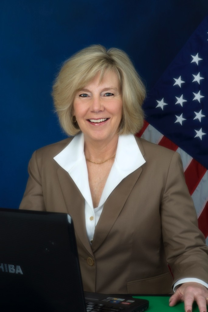 Occoquan Supervisor Ruth Anderson