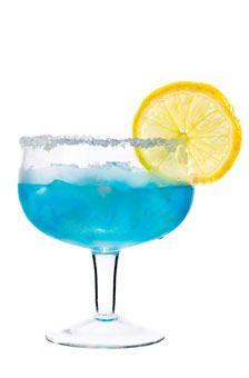 Blue Calypso Drink
