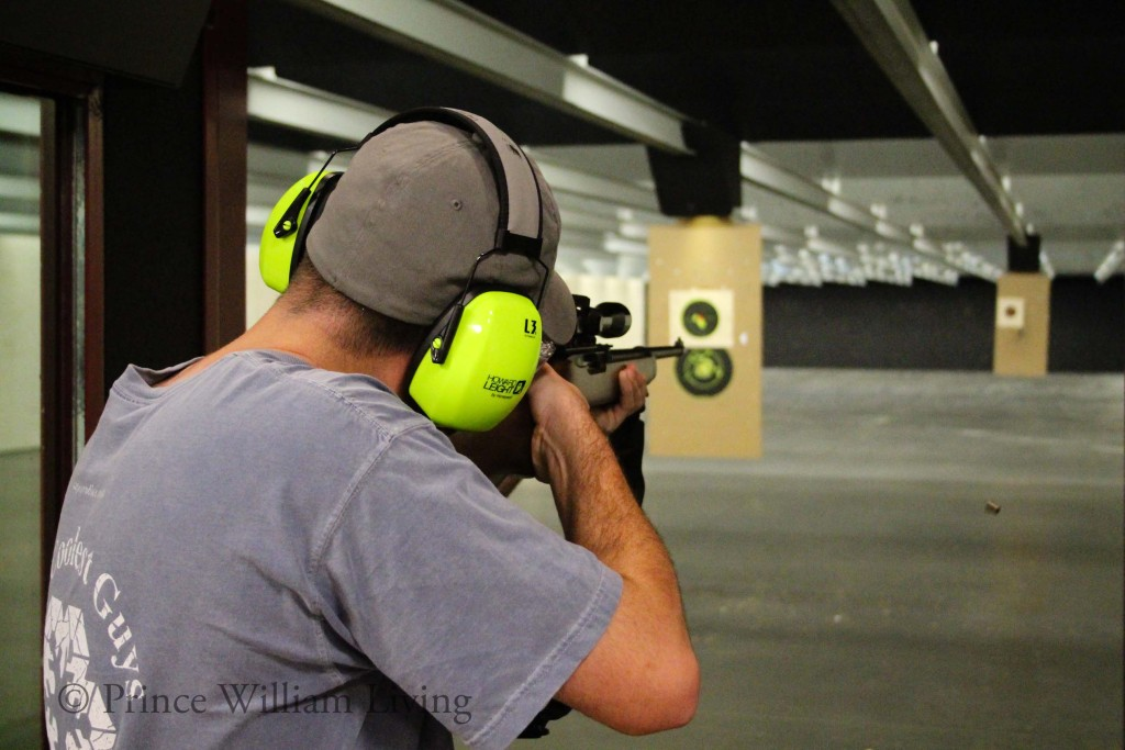 Elite Shooting Sports in Gainesville has two 25-yard ranges, as well as 50-yard and 100-yard ranges and a simulation trainer for law enforcement. All guests must watch a training video before shooting at Elite for the first time.