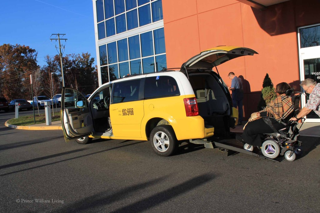 Transportation for the disabled community is often a costly obstacle. Yellow Cab Prince William is one option available to residents