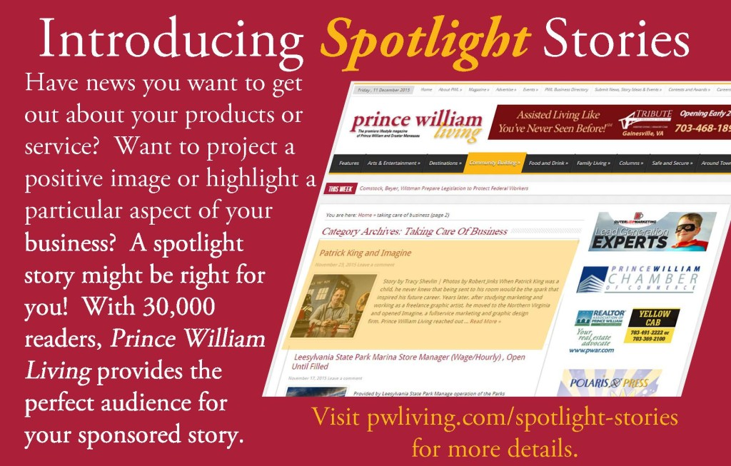 Spotlight Stories Ad