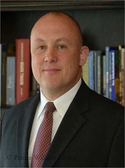 Author, Dean Dominique