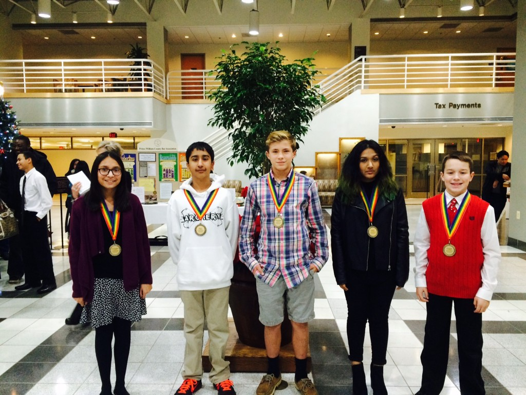 prince william county bar association sponsors the character 2015 character counts first place essay winners