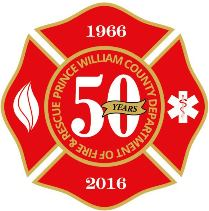 DFR's 50th Anniversary Logo