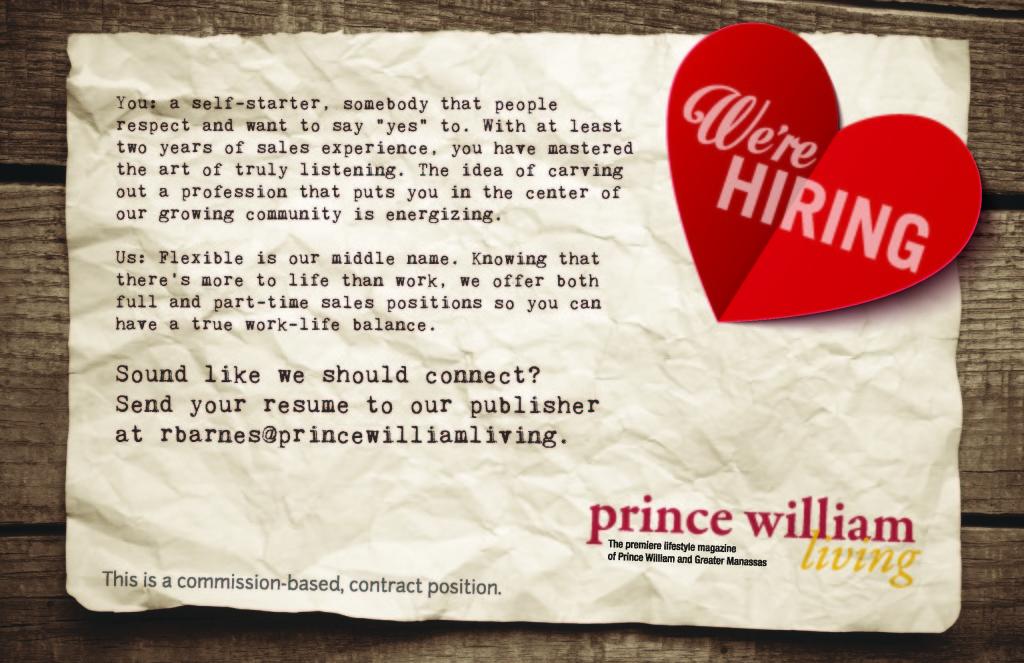 PWL Recruiting Ad 011216