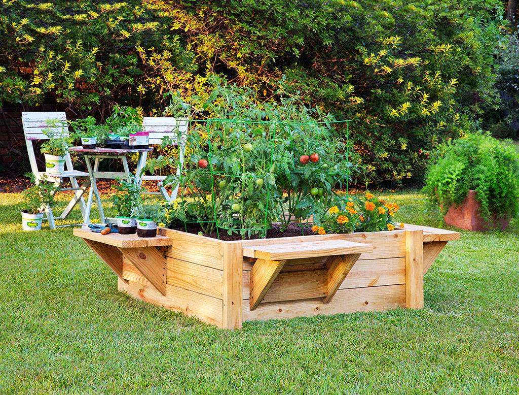 Vegetable Garden Border Ideas Garden Ideas  Garden Design - Vegetable and flower garden ideas