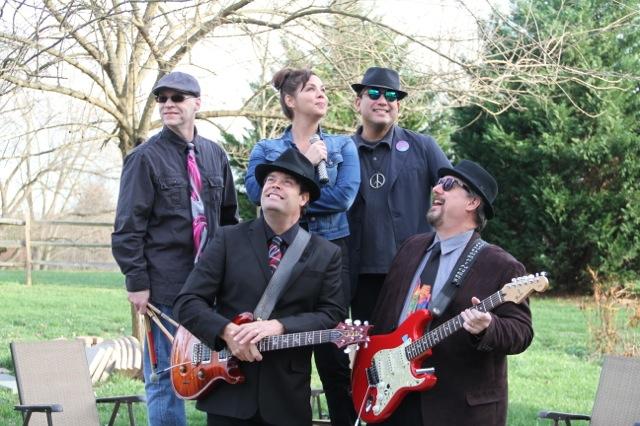 The Fringe Benefits Band