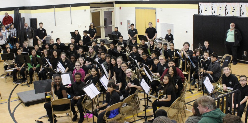 Mayfield 6th Grade Band