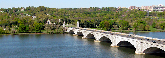 Arlington Memorial Bridge (photo credit: National Park Service)