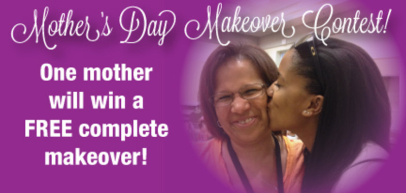 mothers day makeover contest