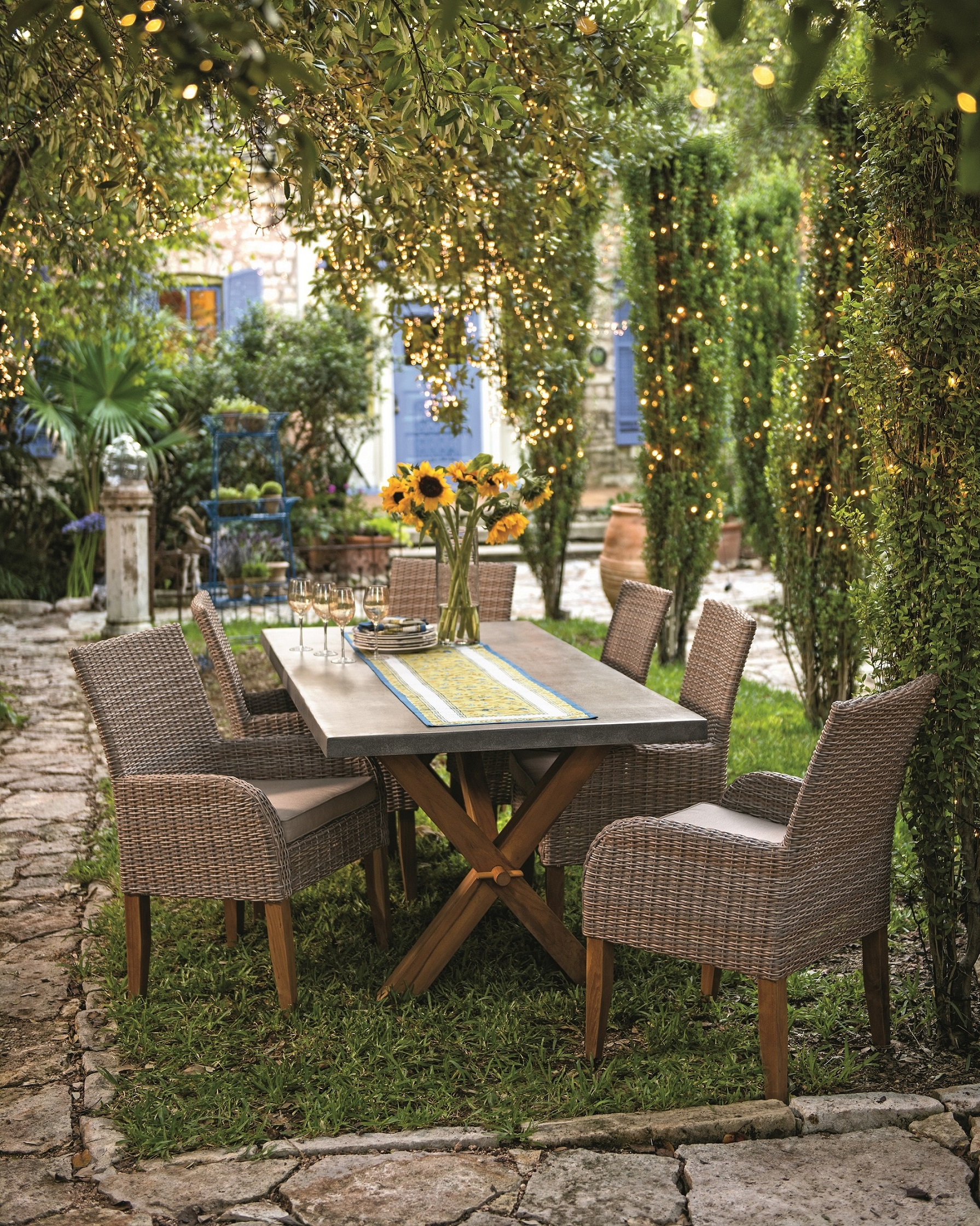Bon Create Memorable Moments This Summer U2013 Design An Outdoor Room For All To  Enjoy