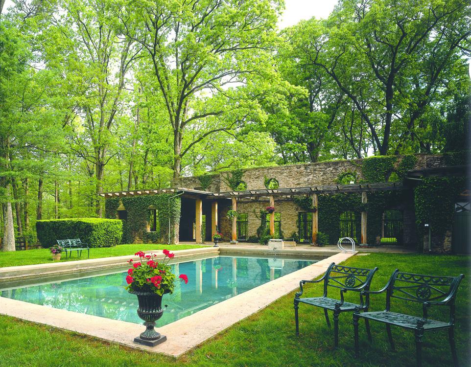 Goodstone Inn & Restaurant Pool