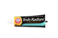 arm hammer truly radiant toothpaste-