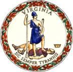 seal of virginia