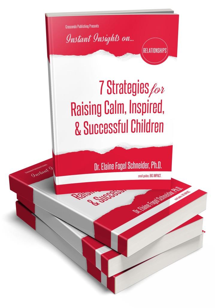 7 Strategies - Stack Of Books