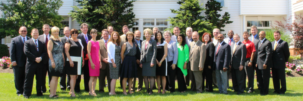 The 2016-2017 members of the Prince William Chamber of Commerce Board of Directors