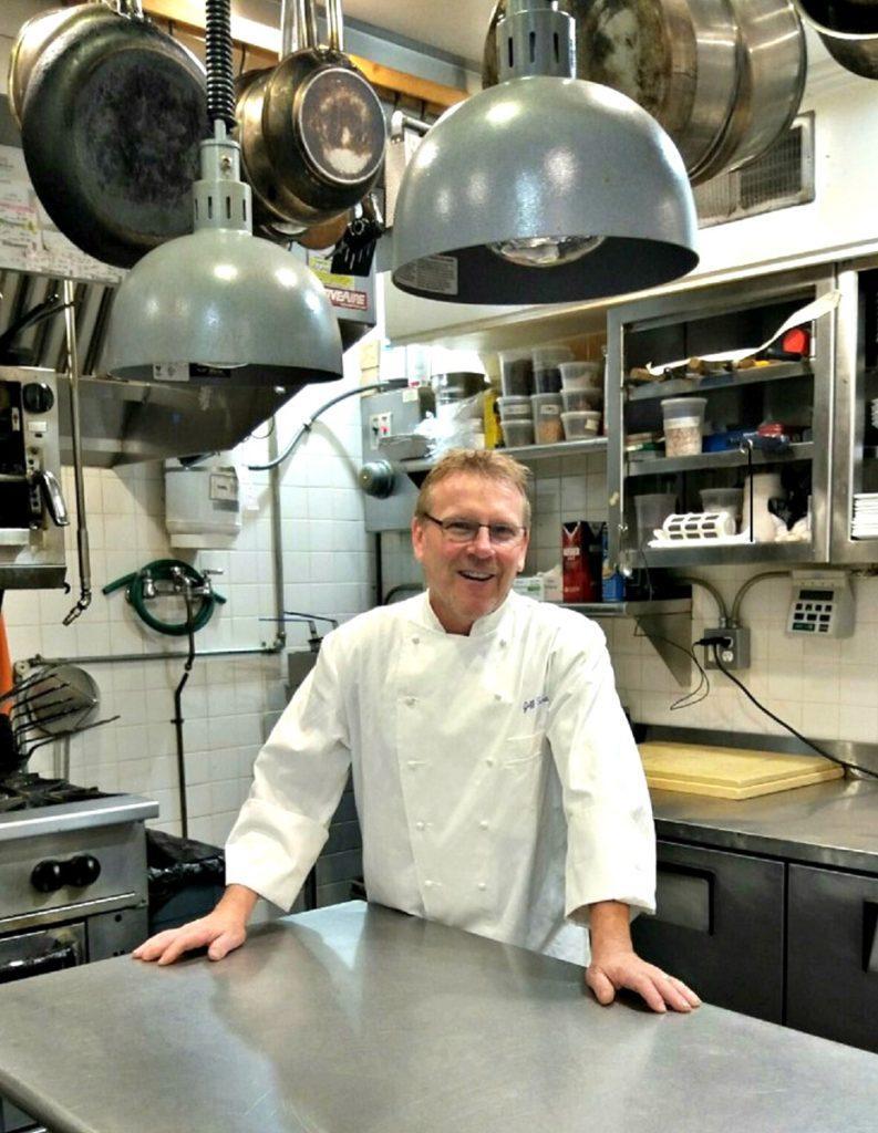 Chef Jeffrey Surma