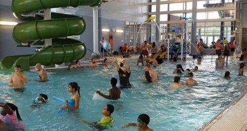 PWCS Aquatics center