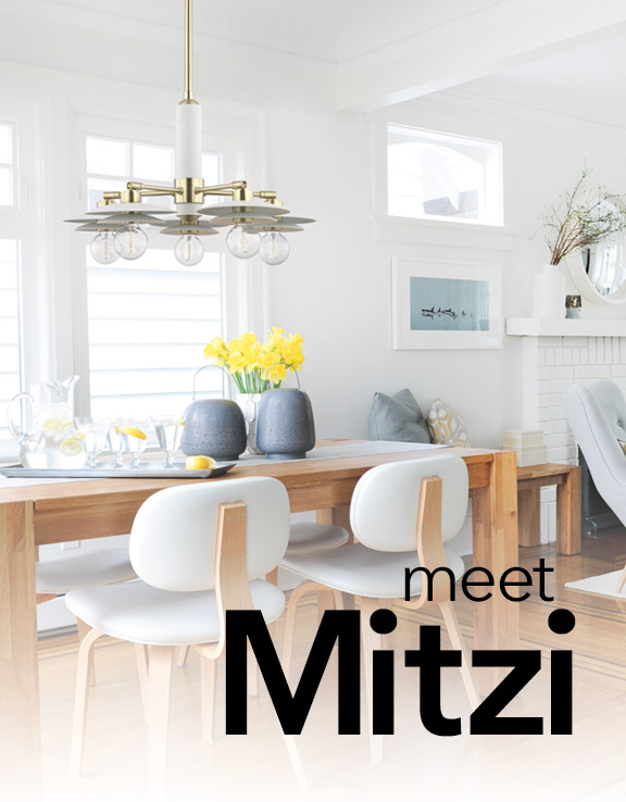 Hudson Valley Lighting Introduces New Brand Mitzi