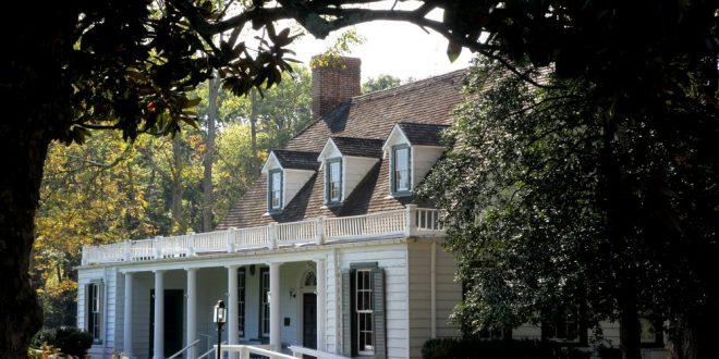 RIppon Lodge, prince william historic properties