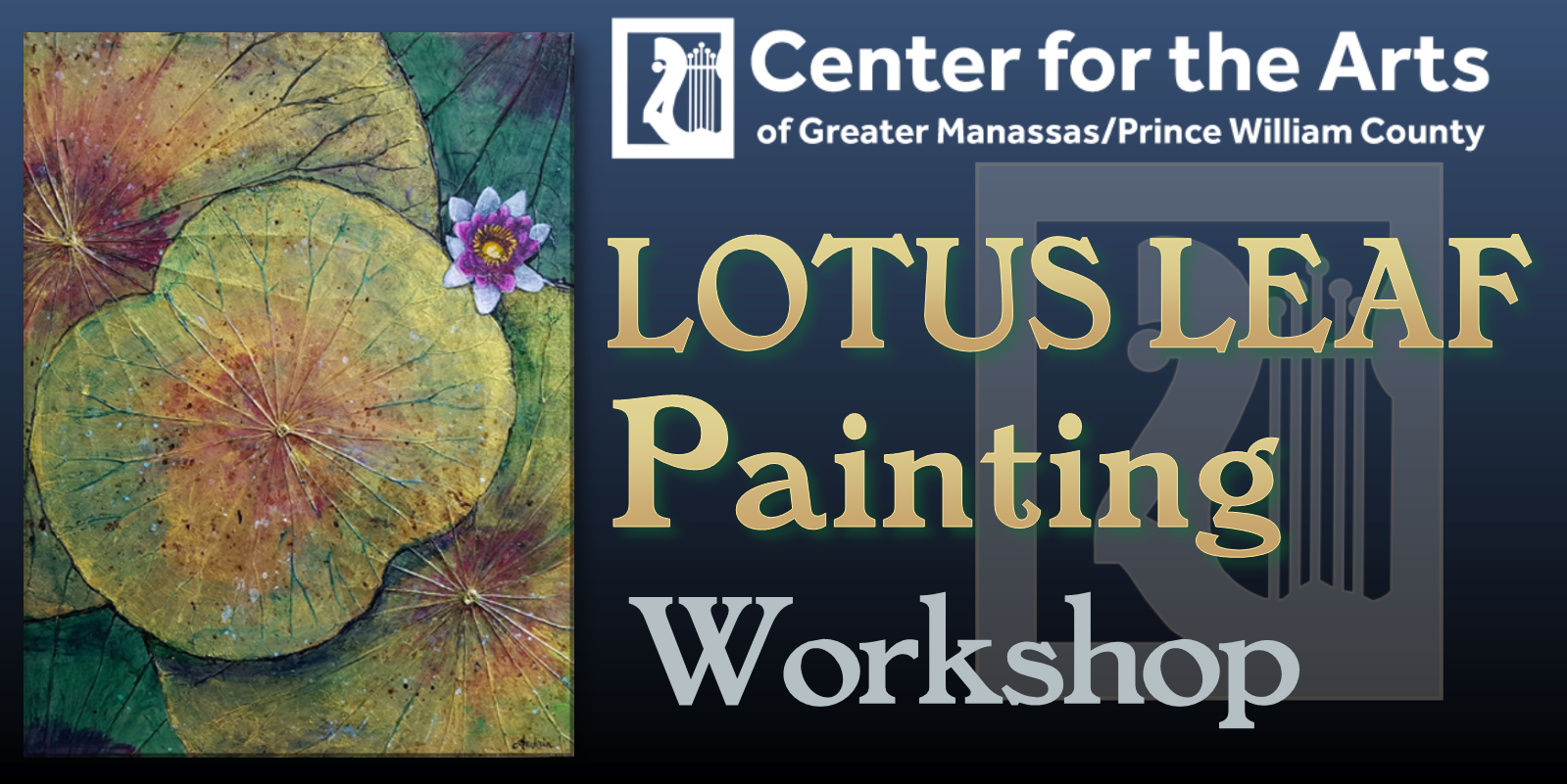 Lotus leaf painting workshop prince william living experience an authentic lotus leaf painting workshop in the tradition originated in himapan gallery of thailand with studios thriving in new york paris izmirmasajfo